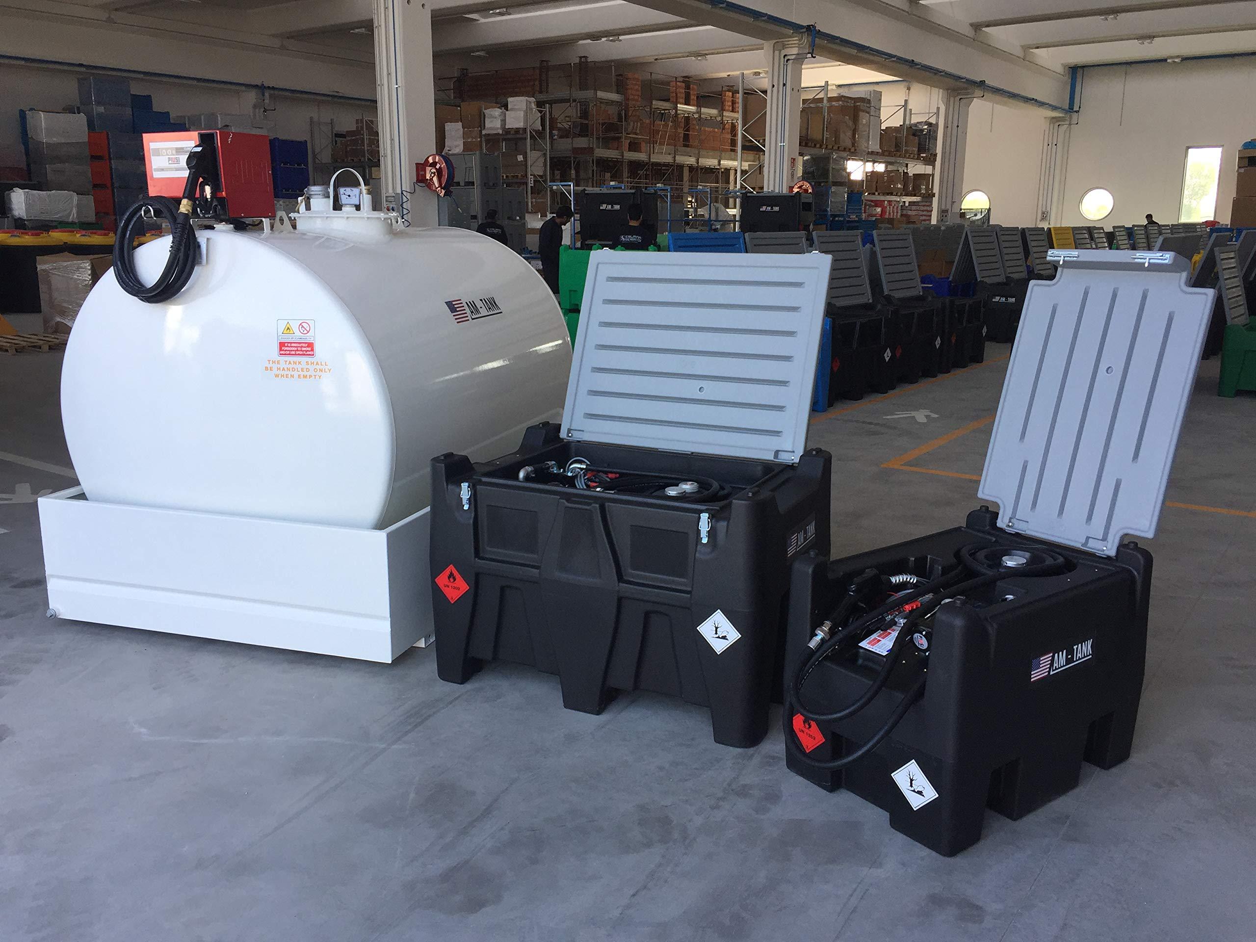 Emiliana Serbatoi Carrytank 58 Gallon Portable Diesel Container with Electric Pump by Emiliana Serbatoi