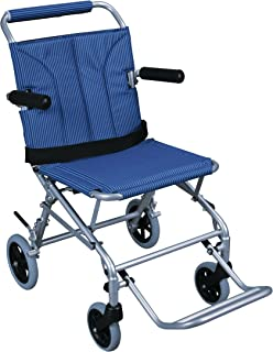 Drive Medical Super Light Folding Transport Chair with Carry Bag Blue  sc 1 st  Amazon.com & Amazon.com: LINE2design EMS Stair Chair 4-Wheels - Ambulance ...