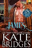 James (Alaska Cowboys and Mounties Book 8; A Novella) (Western Historical Romance)