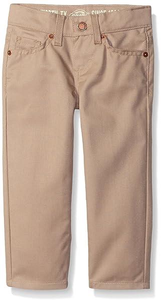 0ac257b1987 Amazon.com  Dickies Boys  Slim Fit 5-Pocket Pant  Clothing
