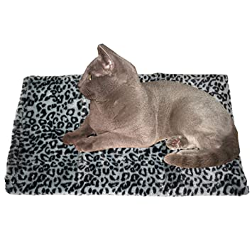 Amazon.com: Cat Pet Dog Calentamiento térmico cama ...