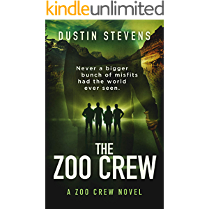 The Zoo Crew - A Thriller: A Zoo Crew Novel (Zoo Crew series Book 1)