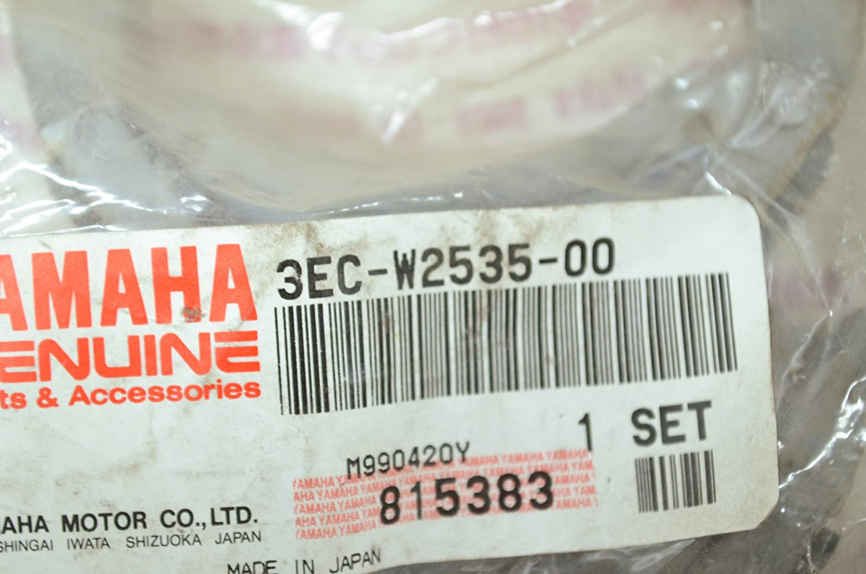 Yamaha 3EC-W2535-00-00 Brake Shoe Kit; New # 3EC-W253A-00-00 Made by Yamaha