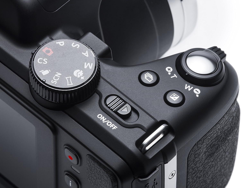 Navitech Sac /à Bandouli/ère pour Appareil Photo Noir Compatible avec Le Kodak PIXPRO WPZ2 Waterproof Camera
