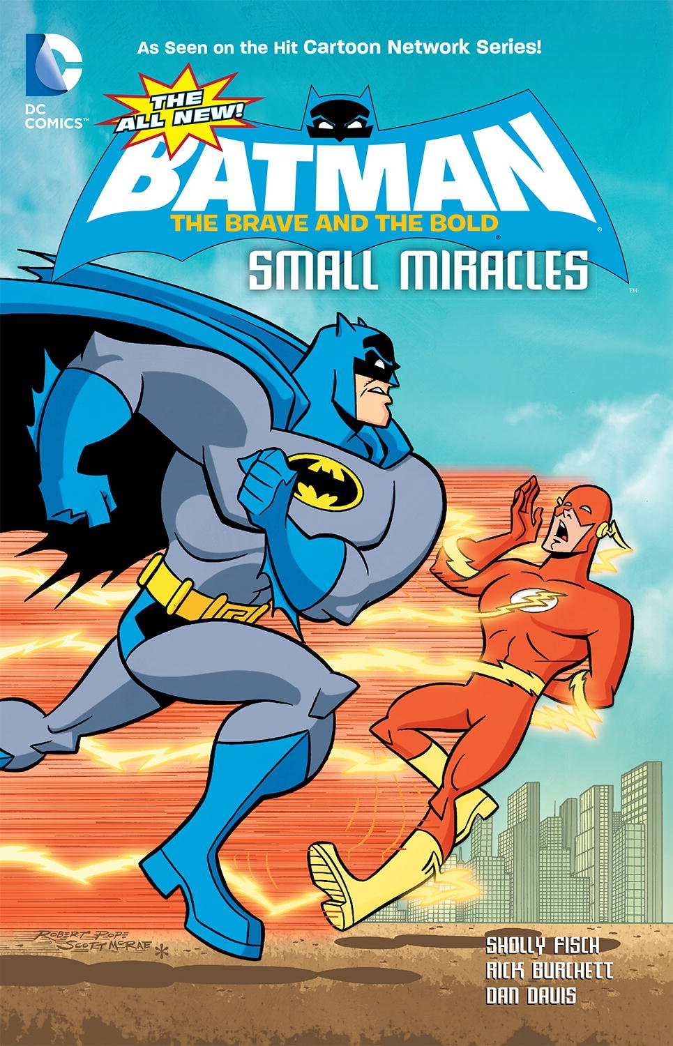 Read Online The All-New Batman: The Brave and the Bold: Small Miracles ebook