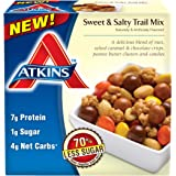 Atkins Snacks, Sweet & Salty Trail Mix, 5 Count