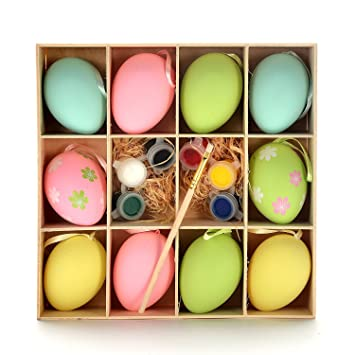 Eggmazing easter egg dye kit diy gift set montessori toy for egg eggmazing easter egg dye kit diy gift set montessori toy for egg hanging ornaments easter decoration negle Gallery