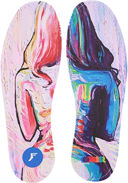 Footprint Joey Brezinkski Kingfoam Pro Flat Burrito Skateboarding Sneaker Insole