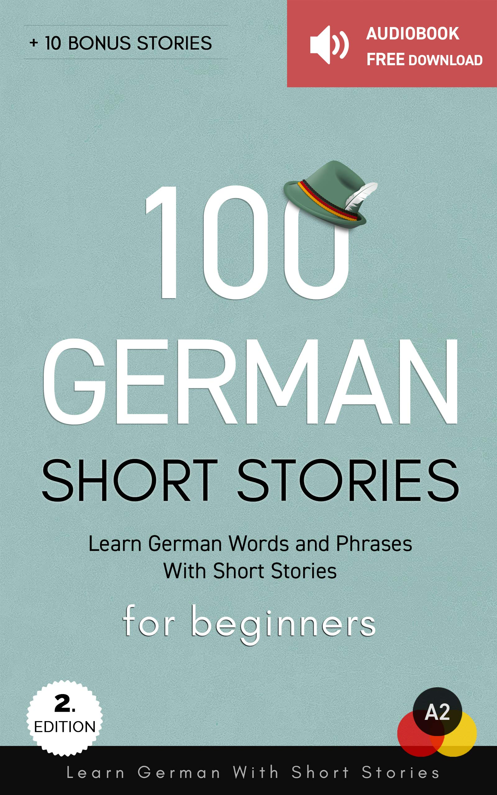 100 German Short Stories For Beginners Learn German With Short Stories  Audiobook Free Download