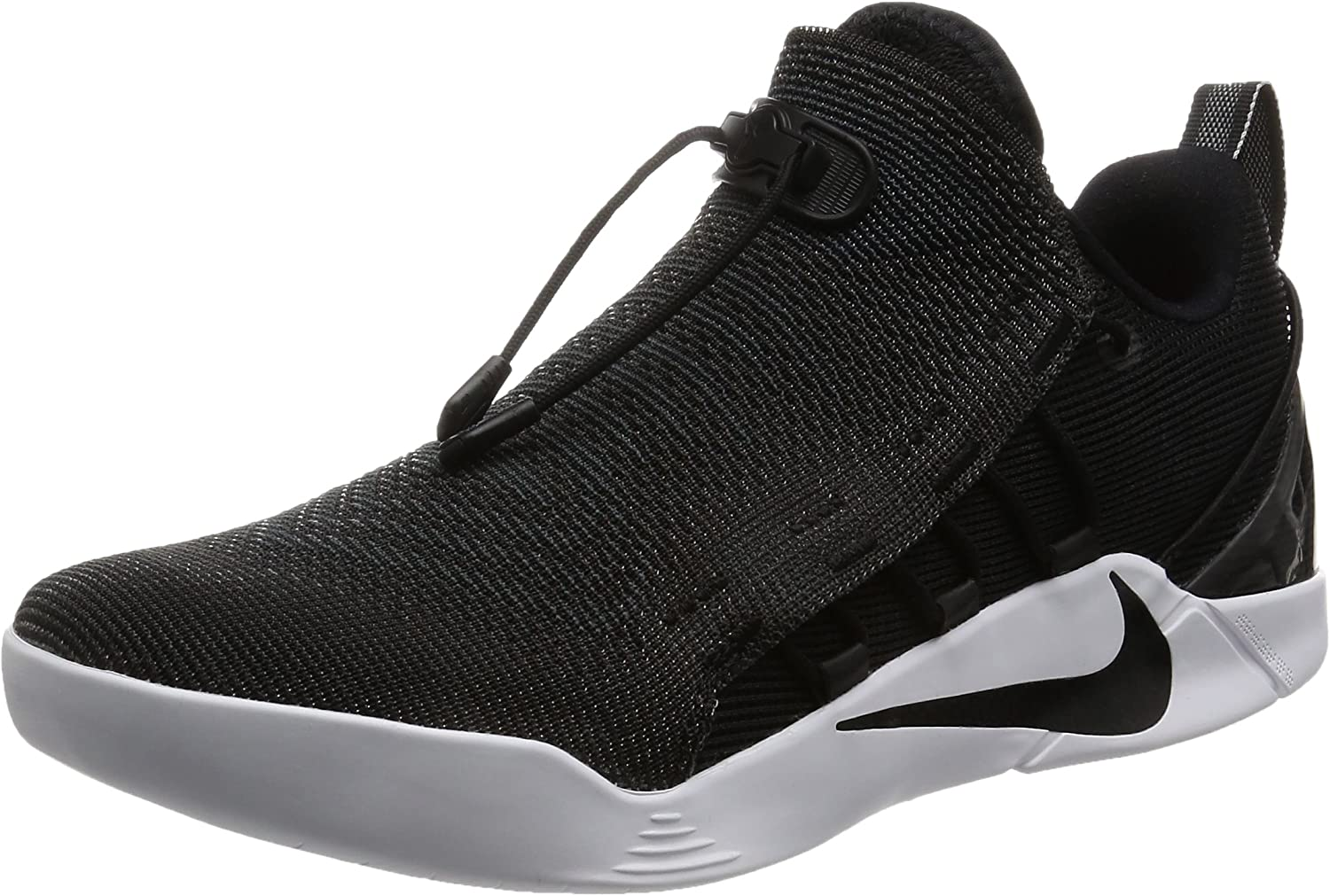 Amazon Com Nike Men S Kobe A D Nxt Black White Basketball Shoe 10 Basketball