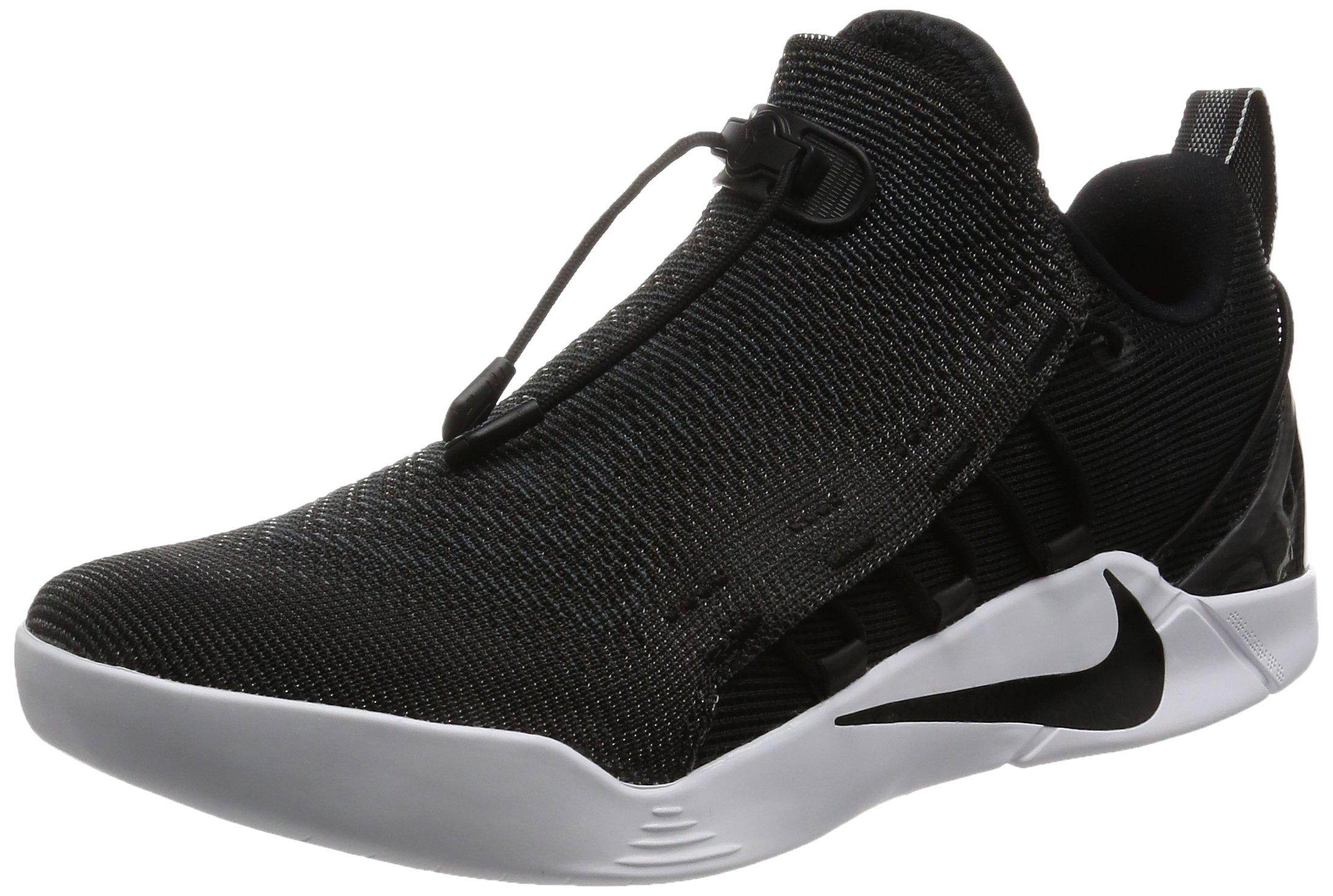 buy online baae9 8754a ... 360 Yellow QS Strike Mamba Lakers AQ1087 700 Sz 7.5-15.  149.99. Nike  Mens Kobe A.D. NXT Basketball Shoes (10.5, Black Metallic Silver-white