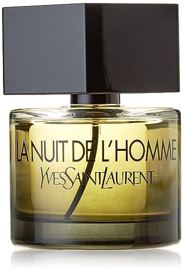 L'homme Saint Laurent Eau Yves De Nuit Spray2 La Oz Toilette OvN8nm0w