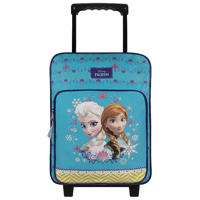Disney - Frozen. 182-6335. Mochila Anna & Elsa con carrito
