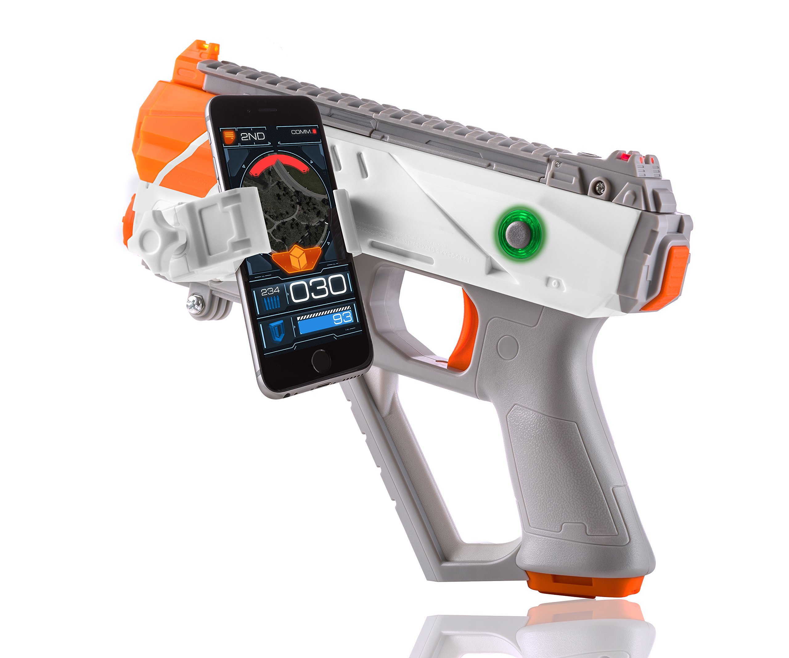 Recoil Laser Tag Starter Set, GPS enabled Multi-Player Smartphone Game by Recoil (Image #2)
