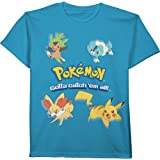 Pokemon Gotta Catch 'em All Pikachu Graphic T-Shirt