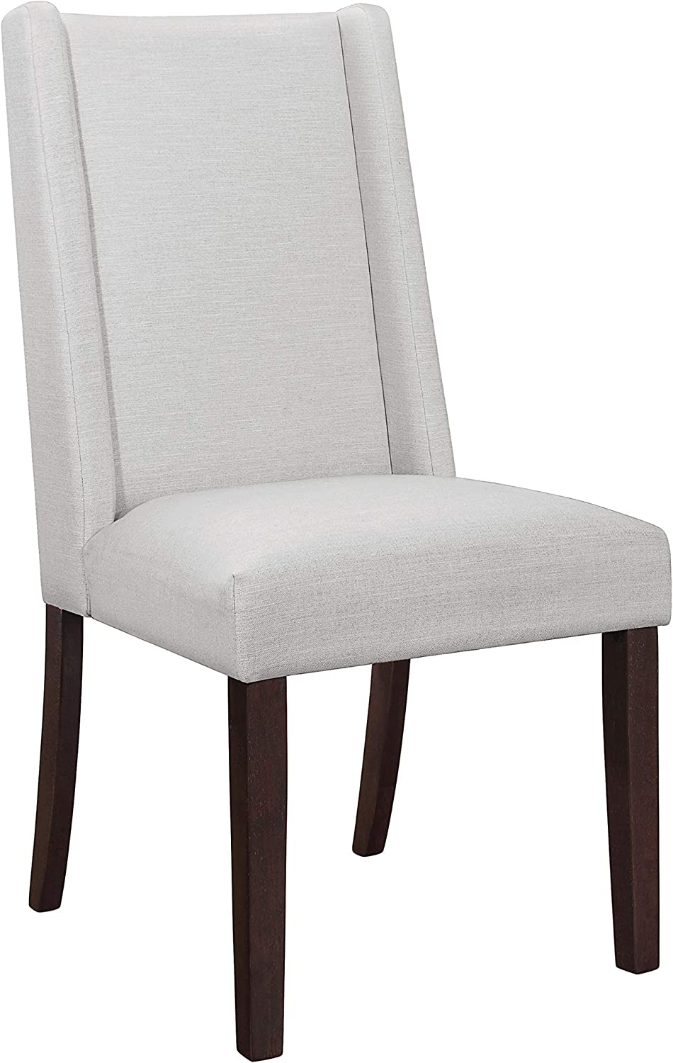 Coaster Home Furnishings Searcy Upholstered Parson Linen (Set of 2) Dining Chair