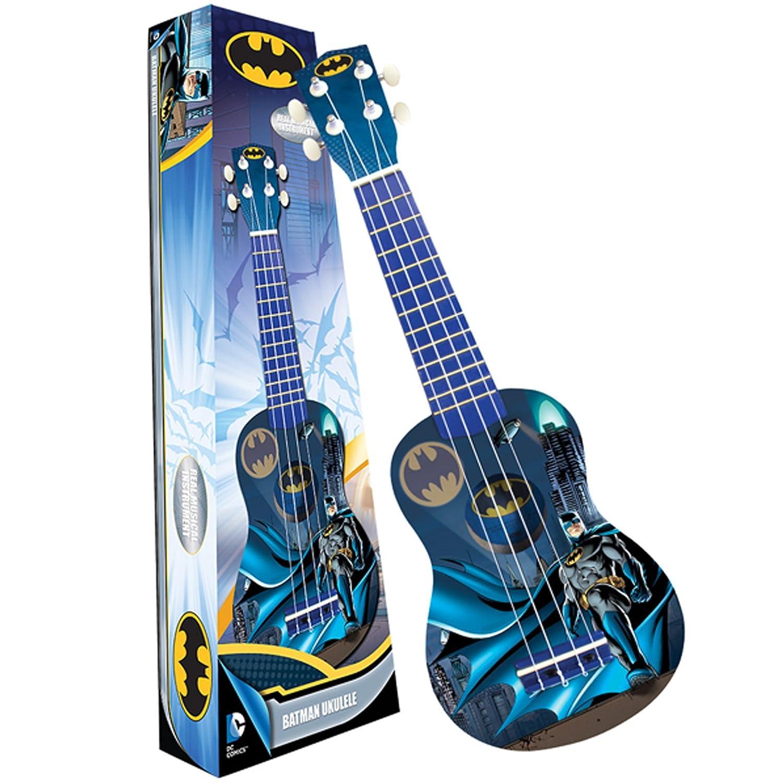 dc ics batman ukulele musical instruments