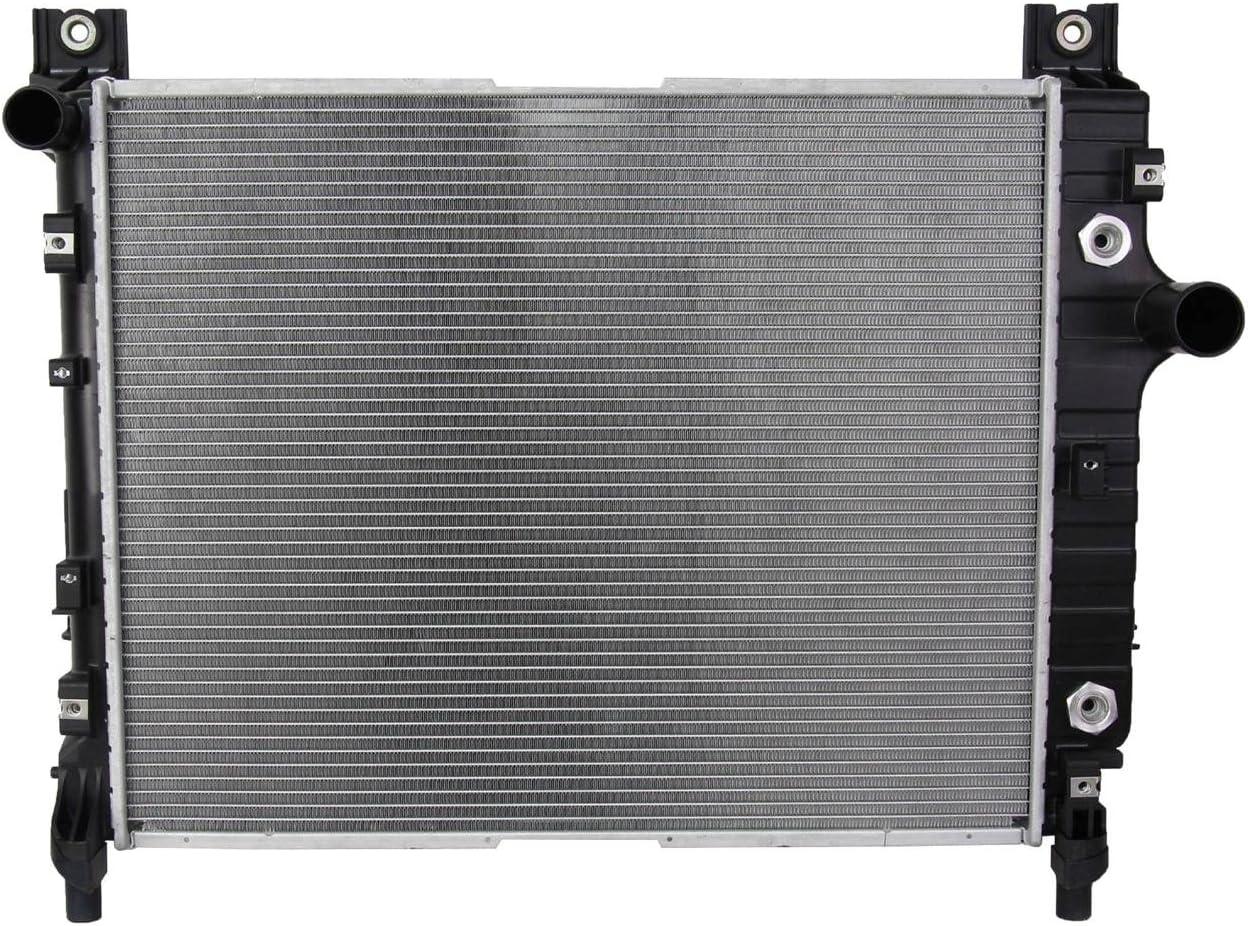 Radiator For 00-04 Dodge Dakota Durango 2.5L 3.9L 4.7L 5.2L 5.9L Great Quality