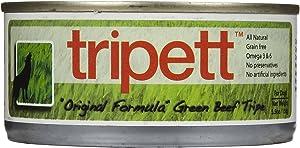Pet Kind Tripett Original Formula Beef Tripe (1 Pack), 24 X 5.5 Oz