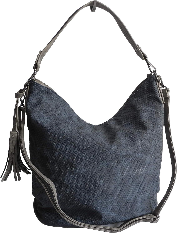 Jennifer Jones - dieses Angebot wird - präsentiert von ZMOKA JJO-DHAT-3127-BU - Bolso Cruzados para Mujer Azul Azul