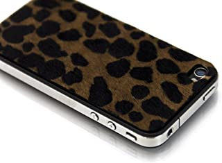 product image for Slickwraps Fur Series Protective Film for iPhone 4 & 4S - Mountain Zebra