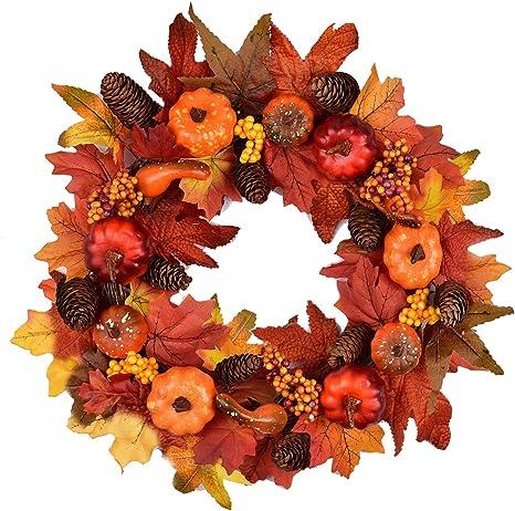 Door hanger,wall hanger harvest decor,Thanksgiving decor fall decor,fall wreath,fall welcome door hanger autumn wreath door wreath