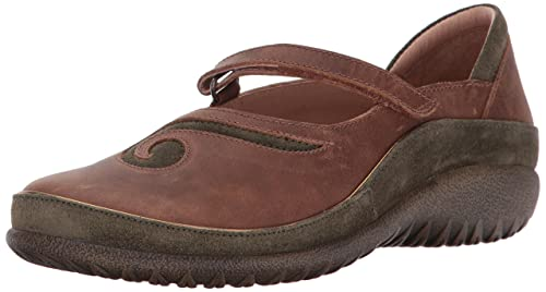 38bdf8d4a371 Naot Women s Matai Mary Jane Flat  Amazon.co.uk  Shoes   Bags