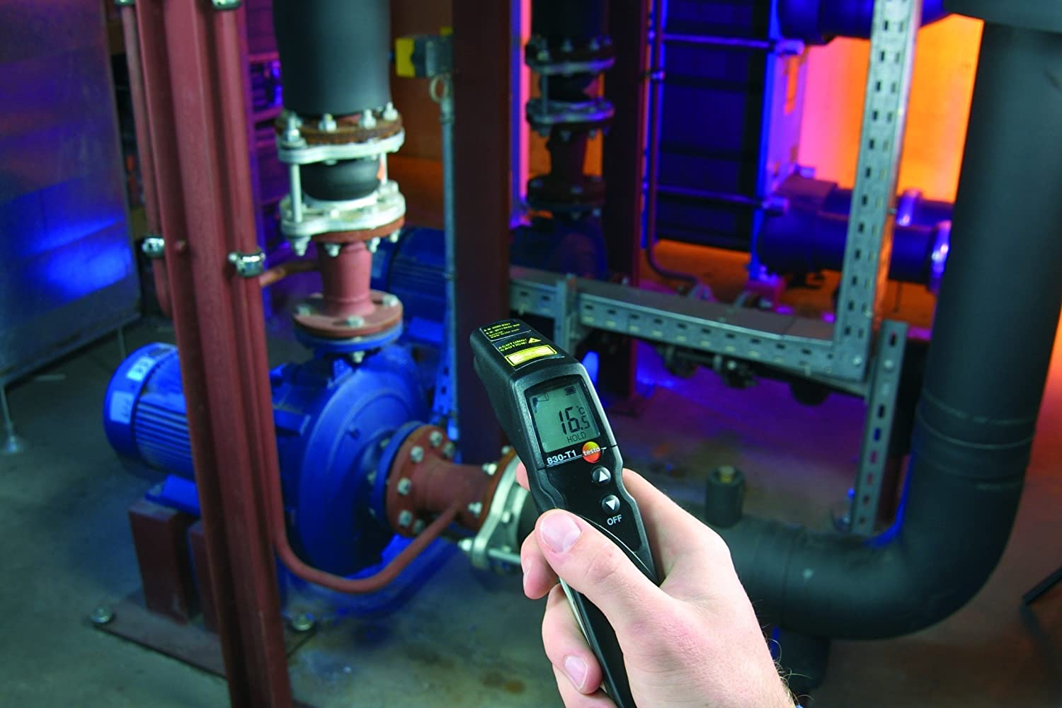 testo 830-T1 Infrared Thermometer