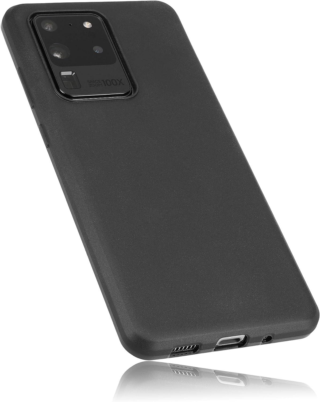 Mumbi Hülle Kompatibel Mit Samsung Galaxy S20 Ultra Handy Case Handyhülle Schwarz Elektronik