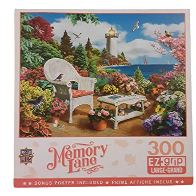 Memory Lane Adult Puzzle 300 pc - Memories: Toys & Games