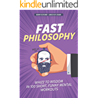 Fast Philosophy: wisdom meets stand-up comedy in this hilarious whistle-stop tour of history's greatest ever thinkers and ideas.