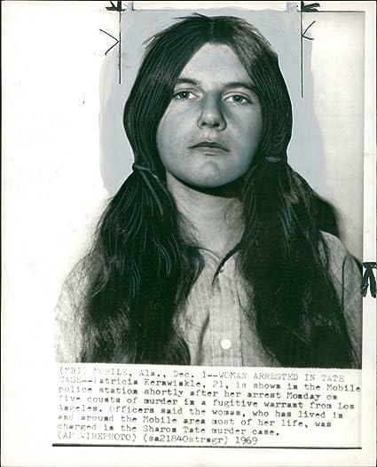 Amazon com: Vintage photo of Sharon Marie Tate Polanski (Tate