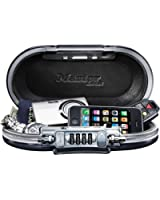 Master Lock 5900D SafeSpace Portable Safe, Gunmetal Grey