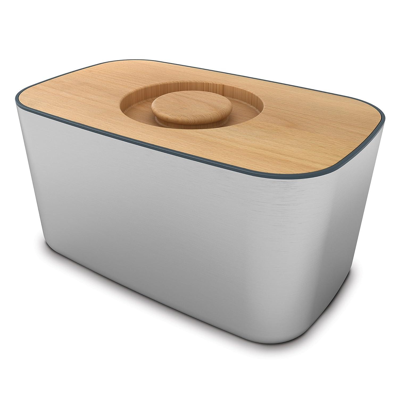 Joseph Bread Bin 100 Cutting Board And Hut Amazon Breadbox Desktop Circuit Maker Etchanting Kitchen Home