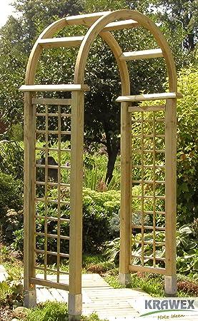Arche jardin bois for Arche de jardin en bois
