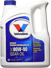 Valvoline High Performance Gear Oil 80W90, 3.78l