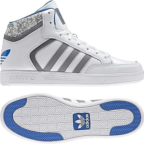 adidas Originals Varial Mid, Baskets Hautes Homme, Bianco
