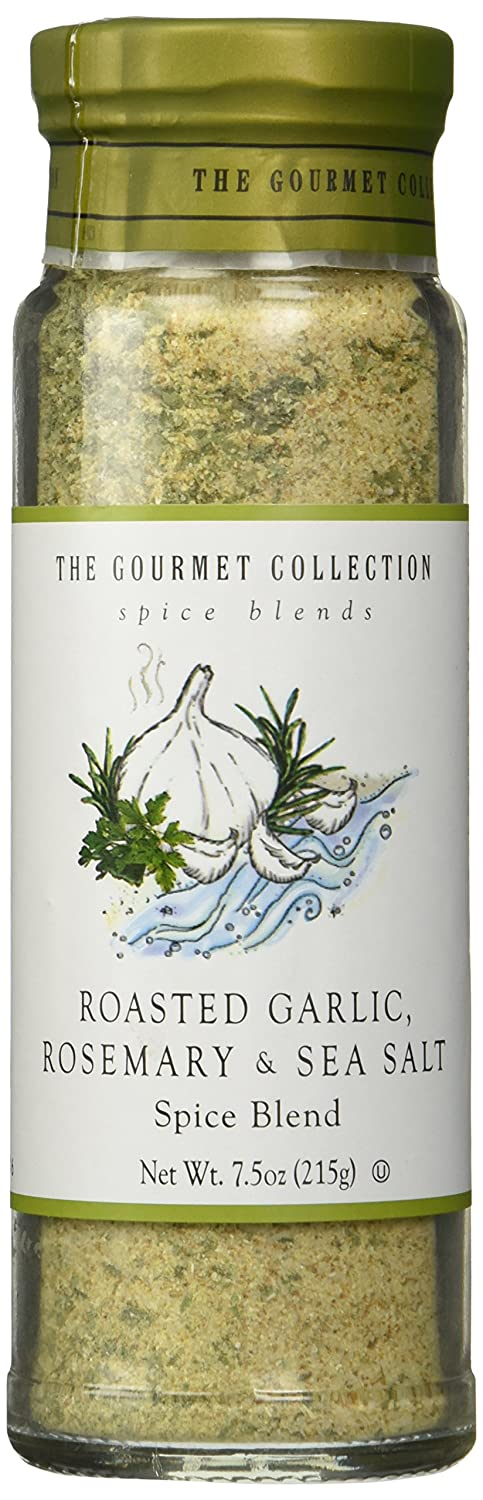 The Gourmet Collection Spice Blends Roasted Garlic, Rosemary & Sea Salt