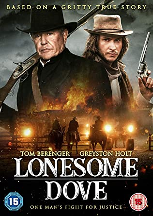 0cce1a6cb7314 Lonesome Dove  DVD   Amazon.co.uk  DVD   Blu-ray