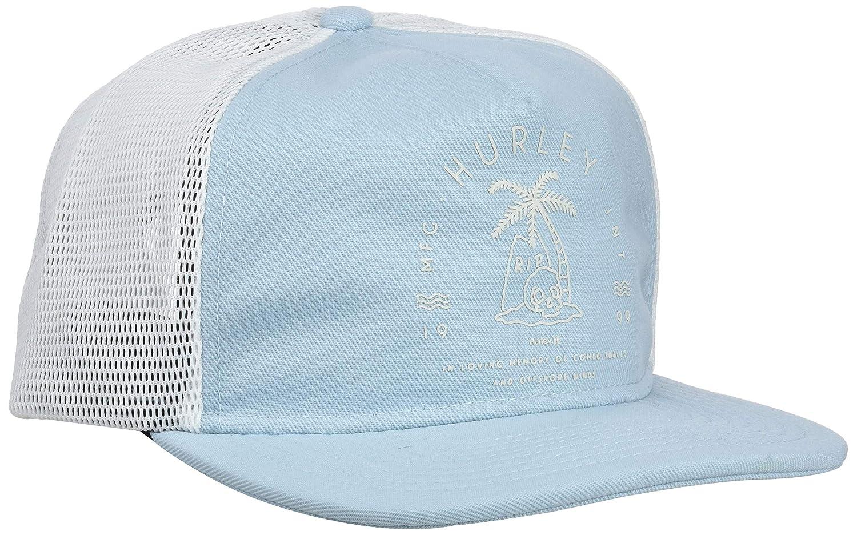 Hurley Rest in Paradise Cap, Herren Einheitsgröße Blau (Ocean Bliss ...