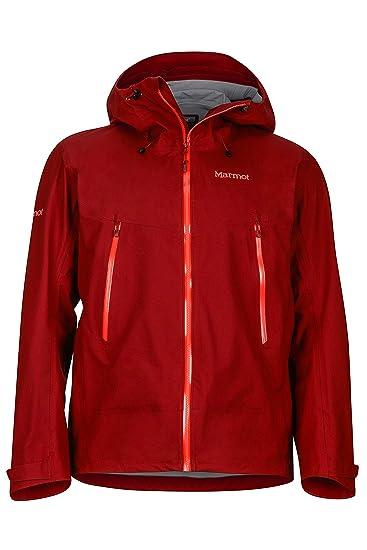 Marmot Red Star Jacket, Herren, Hardshell Regenjacke, winddicht, wasserdicht, atmungsaktiv