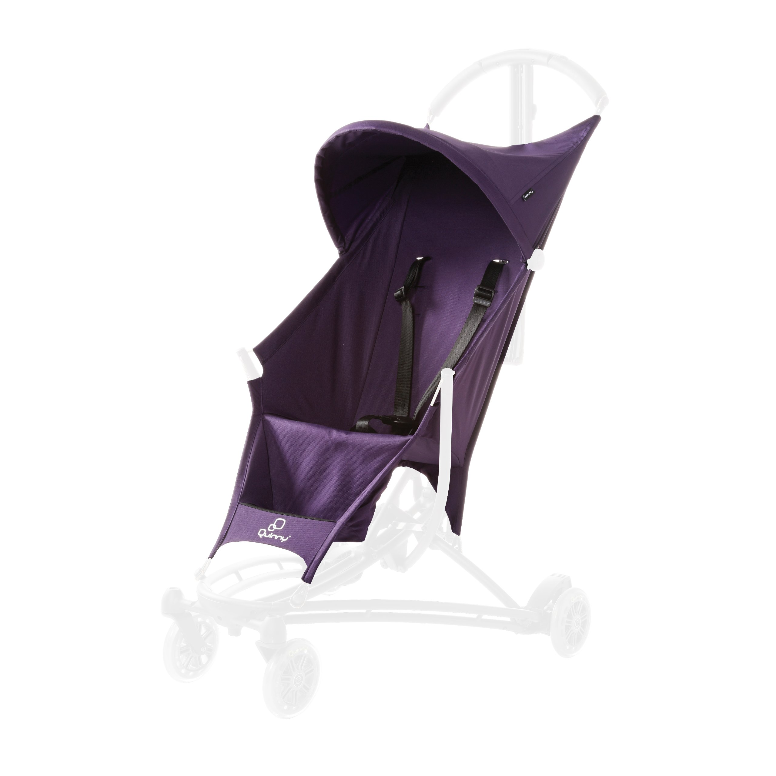 Quinny Yezz Stroller Seat Cover, Purple Rush