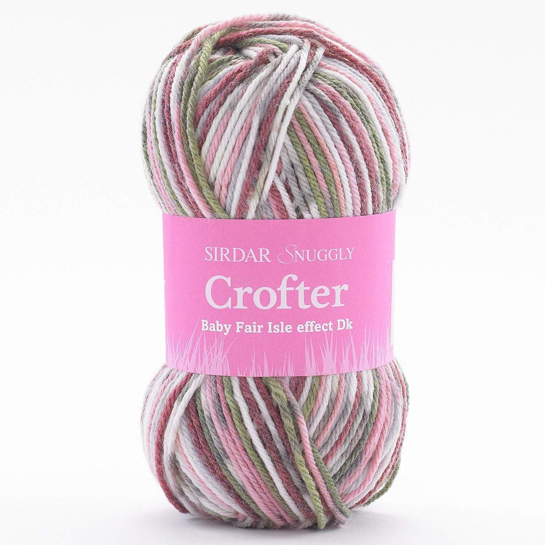 Various colours Sirdar Snuggly DK 50g Baby Yarn Wool