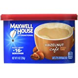Maxwell House International Hazelnut Cafe Beverage Mix, 4 Count, 36 Ounce