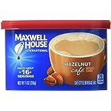 Maxwell House International Hazelnut Cafe Beverage Mix, 4 Count, 9 Ounce