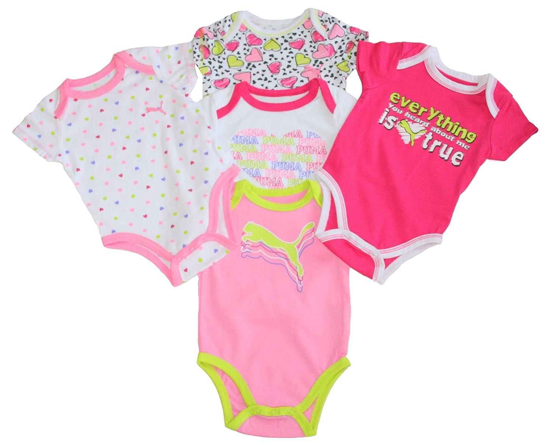 b3c4ca44dac7e Amazon.com: PUMA Baby Girls'
