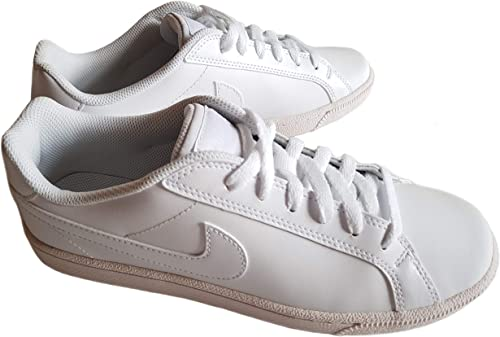 Nike Court Women's Majestic Sneakers Trainers WhiteSilver