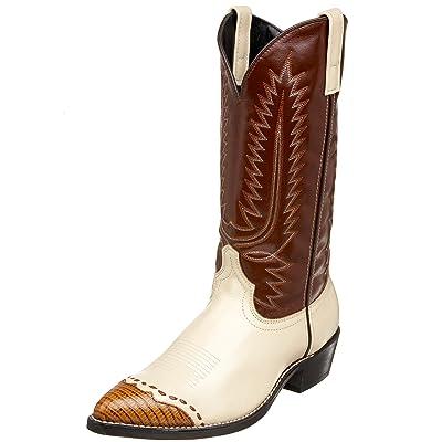 "Laredo Men's 61161 Classic 13"" Wingtip Boot   Western"