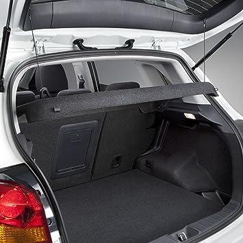 genuine mitsubishi cargo tonneau luggage cover black color mz521857ex outlander sport 2011 2012 2013 2014 2015