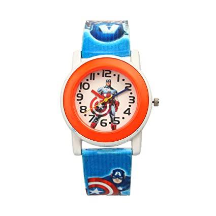 Birthday Party Return Gifts Captain America 3 Watches Amazonin Toys Games